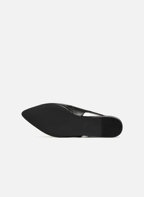 Ballet pumps Bronx Bfennerx 66072 Black view from above