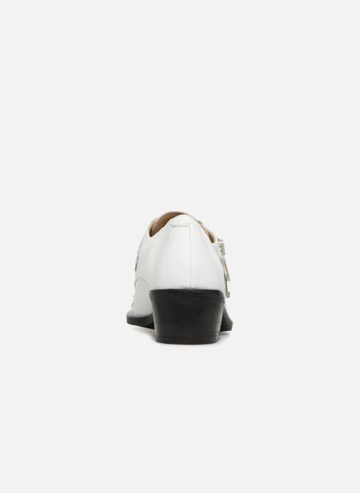 Loafers Bronx Btex-chunky 66077 Hvid Se fra højre