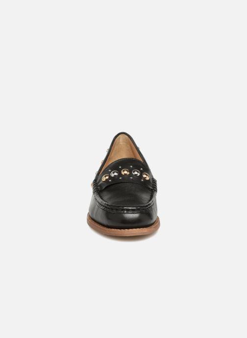 Mocassins Bronx Bfrizox 66088 Noir vue portées chaussures