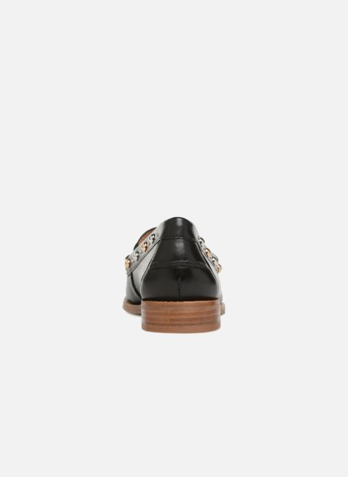 Loafers Bronx Bfrizox 66088 Black view from the right