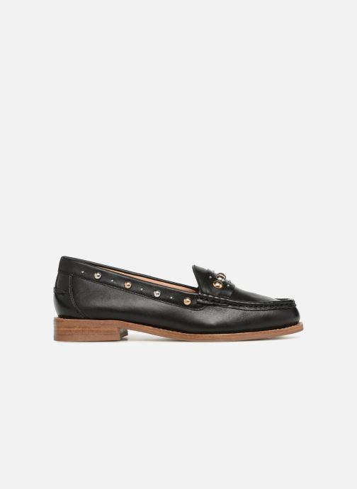 Loafers Bronx Bfrizox 66088 Black back view