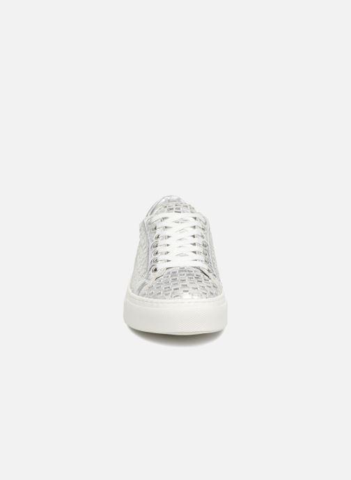 Baskets Bronx Byardenx 66188 Argent vue portées chaussures