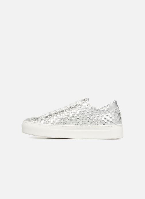 Trainers Bronx Byardenx 66188 Silver front view