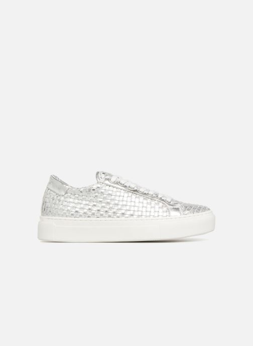 Trainers Bronx Byardenx 66188 Silver back view
