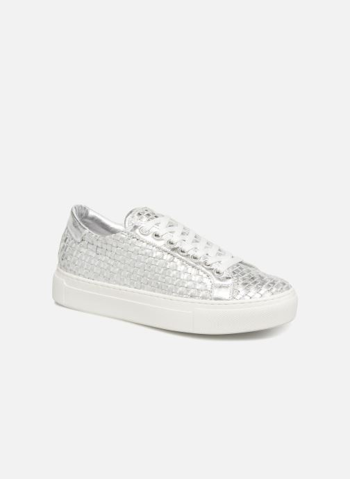 Trainers Bronx Byardenx 66188 Silver detailed view/ Pair view