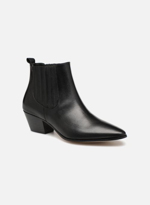 Bottines et boots Made by SARENZA Toundra Girl Bottines à Talons #13 Noir vue droite