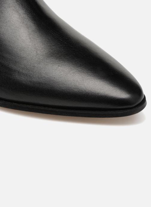 Bottines et boots Made by SARENZA Toundra Girl Bottines à Talons #13 Noir vue gauche