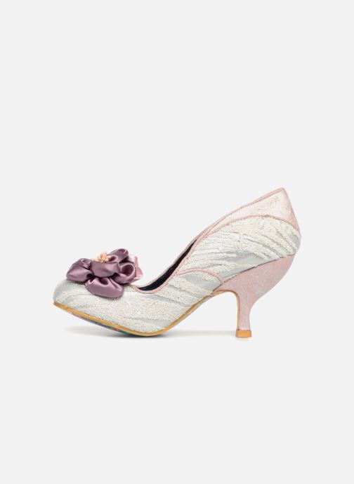High heels Irregular choice LITTLE PEACHES Pink front view