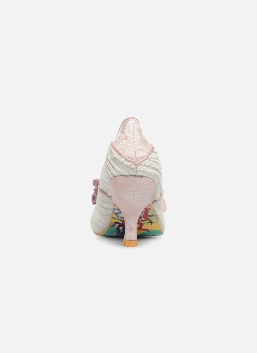 High heels Irregular choice LITTLE PEACHES Pink view from the right