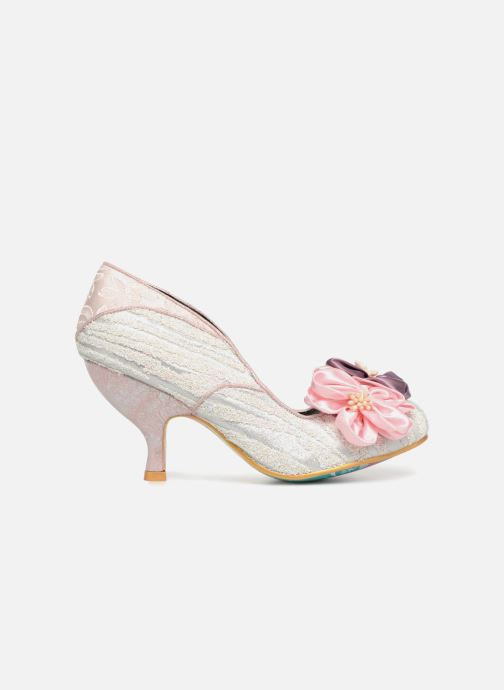 High heels Irregular choice LITTLE PEACHES Pink back view