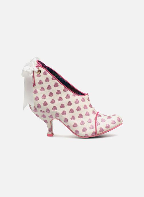 Zapatos de tacón Irregular choice LOVE IS IN THE AIR Blanco vistra trasera