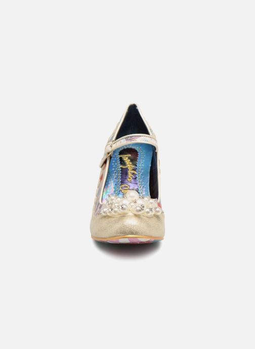 Escarpins Irregular Choice SHOESBURY Blanc vue portées chaussures