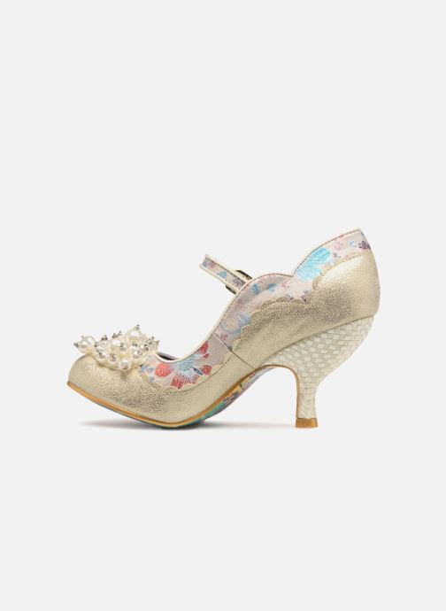 Escarpins Irregular Choice SHOESBURY Blanc vue face
