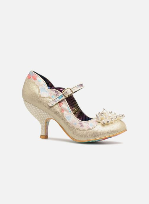 Escarpins Irregular Choice SHOESBURY Blanc vue derrière