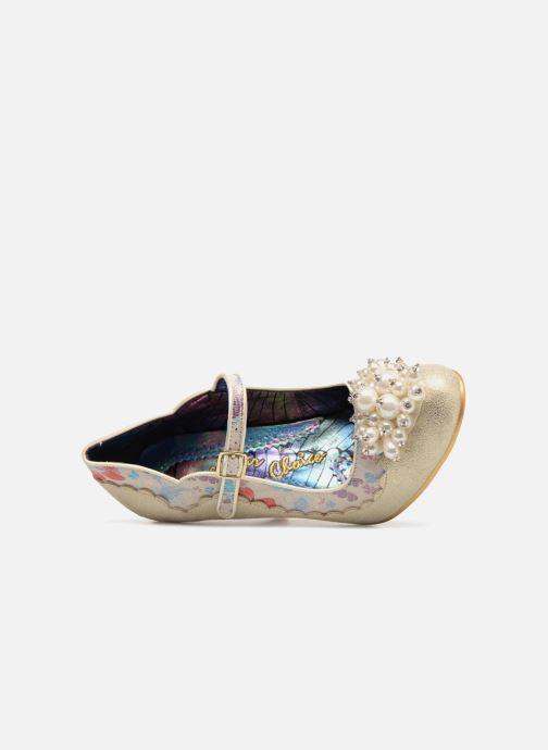 Escarpins Irregular Choice SHOESBURY Blanc vue gauche
