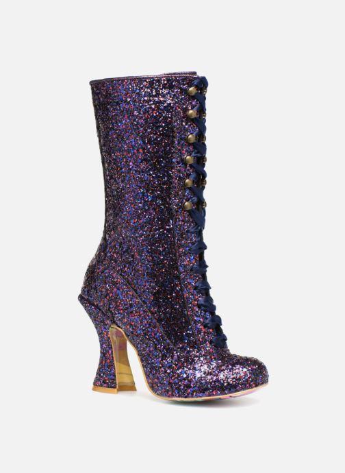 Boots & wellies Irregular choice LUNA SPARKLES Purple detailed view/ Pair view