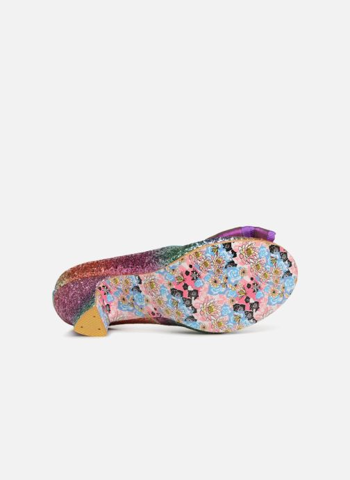 Pumps Irregular choice LADY BAN JO Multicolor boven