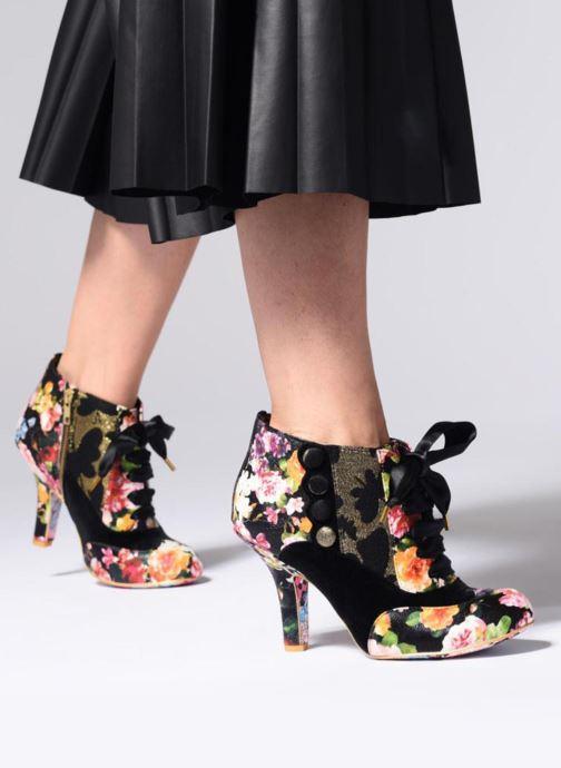 Stiefeletten & Boots Irregular choice BLAIR ELFGLOW mehrfarbig ansicht von unten / tasche getragen
