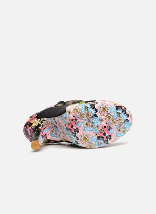 Stiefeletten & Boots Irregular choice BLAIR ELFGLOW mehrfarbig ansicht von oben