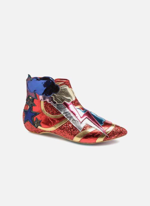 c735fc7bb97 Bottines et boots Irregular Choice ELECTRIC BUZZ Multicolore vue  détail paire