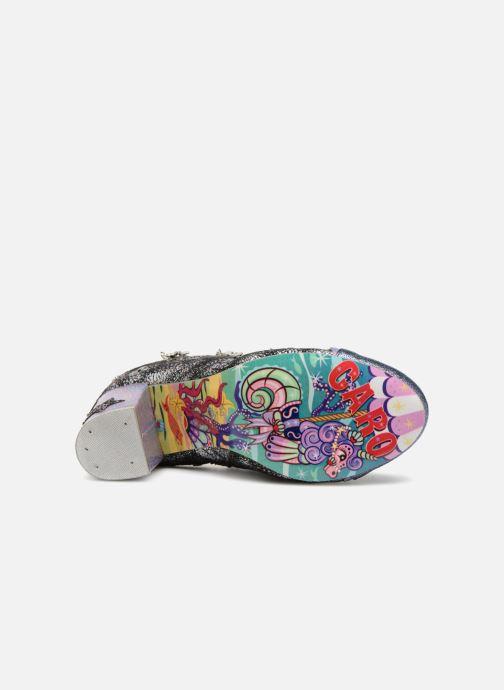 Boots en enkellaarsjes Irregular Choice MAJOR TOM Multicolor boven