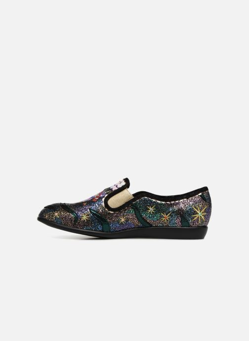 Mocassins Irregular Choice OOPS A DAISY Multicolore vue face