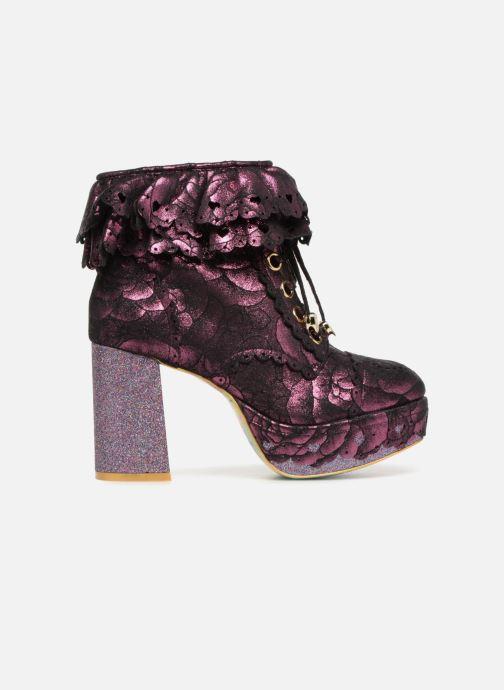 Bottines et boots Irregular Choice FRILLY KNICKERS Rose vue derrière