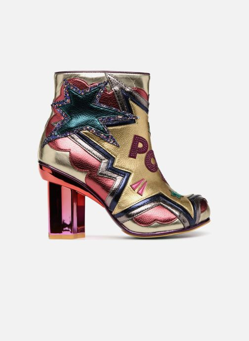 Bottines et boots Irregular Choice BANG POW Multicolore vue derrière