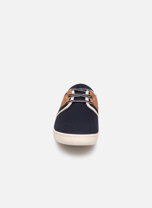 Baskets Armistice Drone One Canvas M Bleu vue portées chaussures