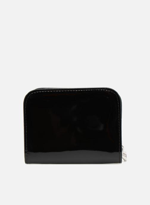Portemonnaies & Clutches Liebeskind Berlin Patent SLG WALLET S schwarz ansicht von vorne