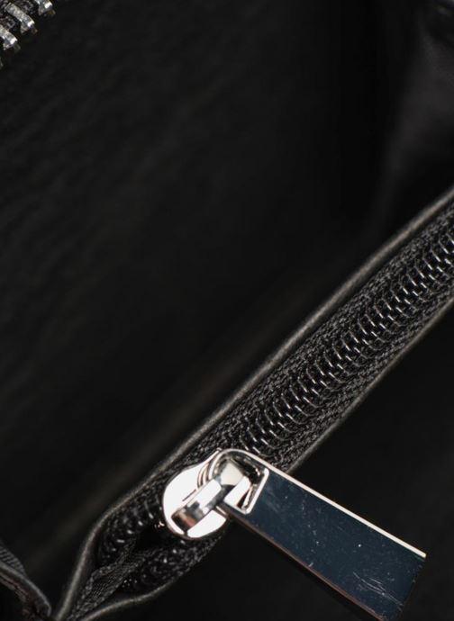 Portemonnaies & Clutches Liebeskind Berlin Patent SLG WALLET S schwarz ansicht von hinten