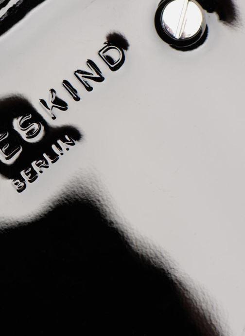 Portemonnaies & Clutches Liebeskind Berlin Patent SLG WALLET S schwarz ansicht von links