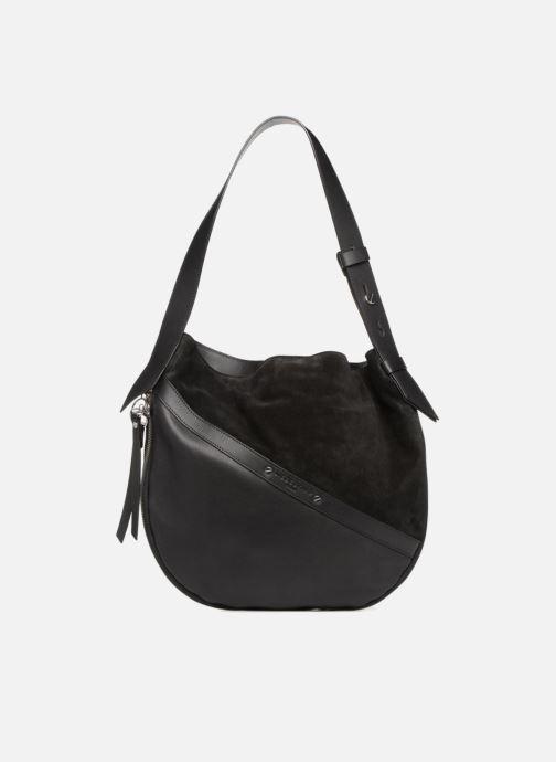 Handtaschen Liebeskind Berlin Helmet Hobo M schwarz detaillierte ansicht/modell