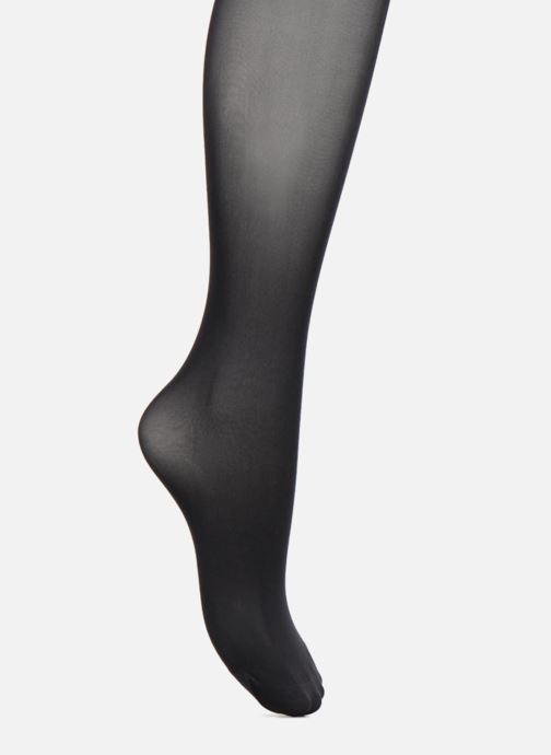 Socks & tights Dim Collant BODY TOUCH NUDE SENSATION 30D Black front view