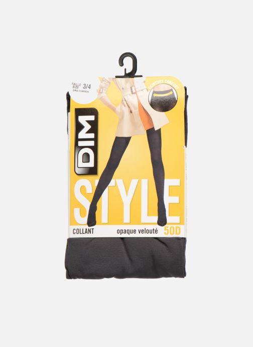 Socken & Strumpfhosen Dim Collant OPAQUE VELOUTE grau detaillierte ansicht/modell