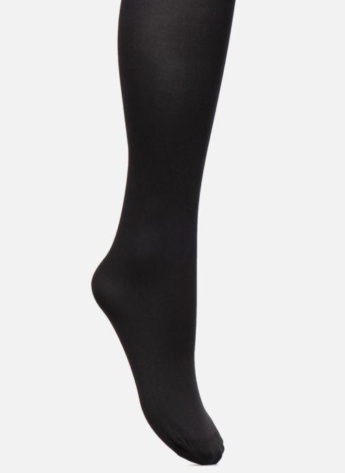 Chaussettes et collants Dim Collant Ultra Opaque 60D Noir vue portées chaussures
