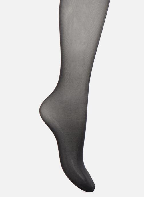 Chaussettes et collants Dim Collant CIRCULATION ACTIVE pression modérée Noir vue face