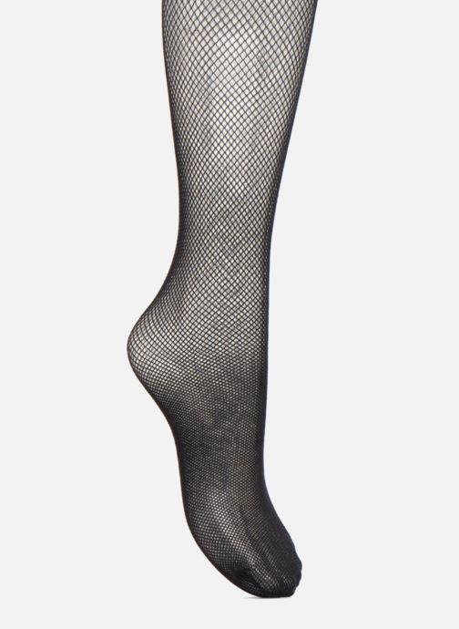 Socken & Strumpfhosen Dim Collant STYLE RESILLE schwarz schuhe getragen
