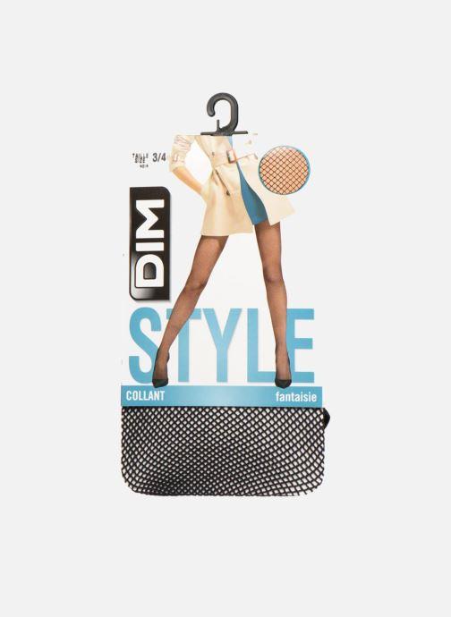 Socken & Strumpfhosen Dim Collant STYLE RESILLE schwarz detaillierte ansicht/modell