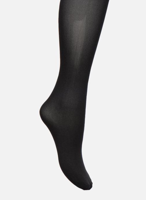 Dim Collant STYLE EFFET CUISSARDE UNIE (schwarz) - Socken & Strumpfhosen bei Sarenza.de (342623)