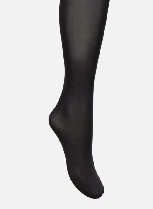 Sokken en panty's Dim Collant STYLE EFFET CUISSARDE POIS Zwart model