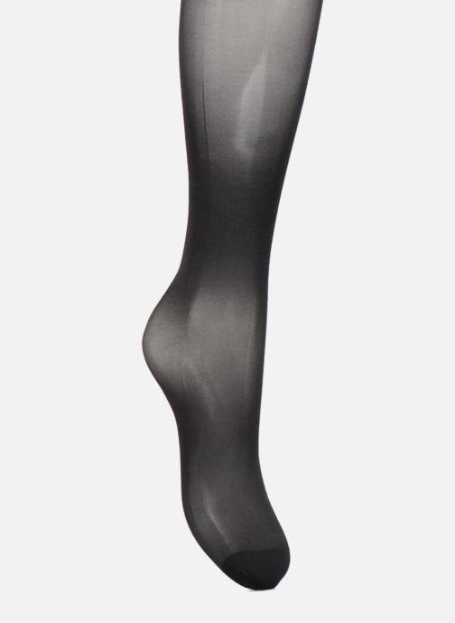 Socken & Strumpfhosen Dim Collant THERMO ACTI'VOILE schwarz ansicht von vorne