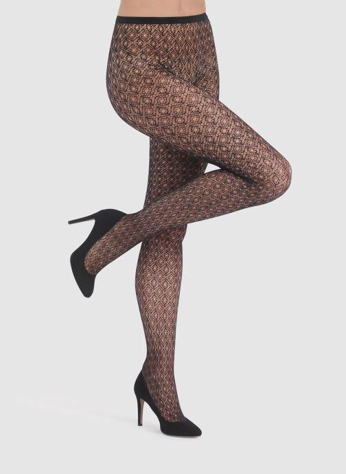 Sokken en panty's Dim Collant DIM X BA&SH RESILLE TRICOT Zwart model