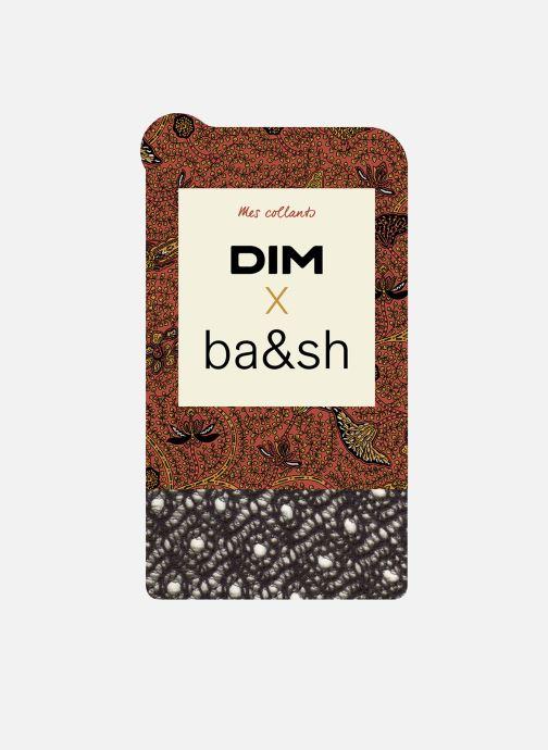 Sokken en panty's Dim Collant DIM X BA&SH RESILLE TRICOT Zwart detail