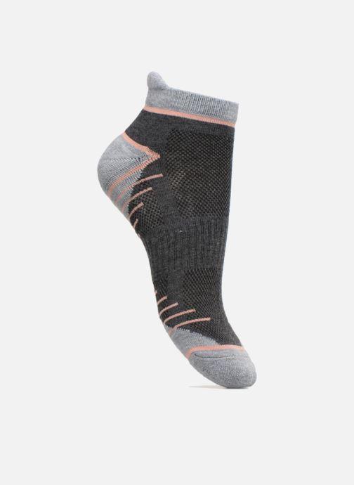Sokken en panty's Dim Socquete courte impact médium Lot de 2 Grijs detail