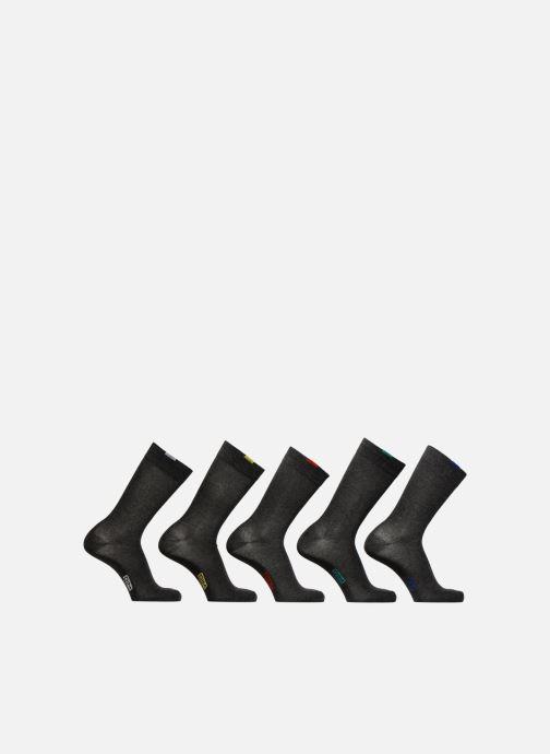 Strømper og tights Dim Chaussettes EcoDimM Pack de 5  Homme Grå detaljeret billede af skoene