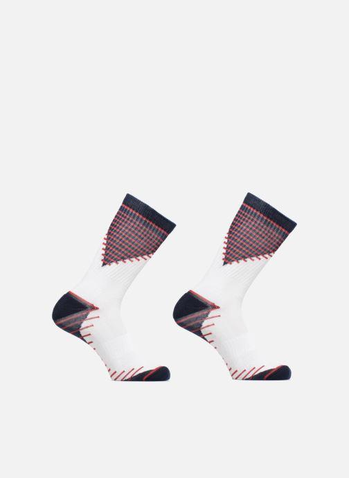 Sokken en panty's Dim Mi-chaussette impact médium Lot de 2 Wit detail