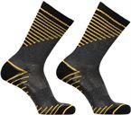 Socken & Strumpfhosen Accessoires Mi-chaussette impact médium Lot de 2