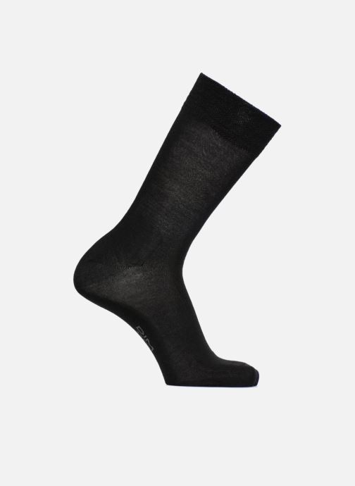 Socks & tights Dim Mi-chaussette laine Black detailed view/ Pair view