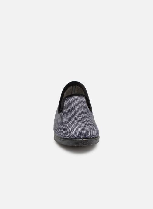 Chaussons Rondinaud Castril Gris vue portées chaussures